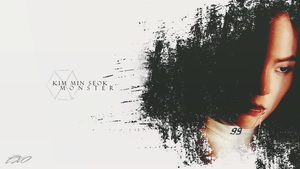 XIUMIN|WALLPAPER|MONSTER by EXOEDITIONS