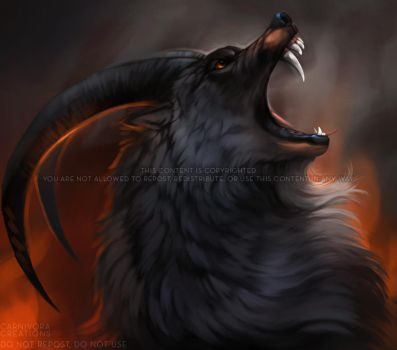 Beast by Chickenbusiness