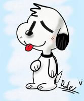 It's Snoopy! by GoofyBandit