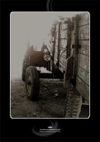 Tractor by SanalSanat