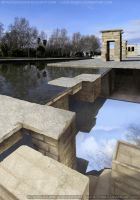 Temple of Debod   Building the Offscreen by Lucia-95RduS