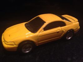 Maisto Ford Mustang by PATyler1