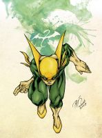 Iron Fist by mdavidct