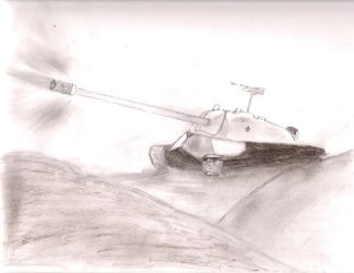 IS-7 Beast Mode by Super6-4