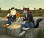 Check It Out [FO3xPokemon crossover] by Wastelands-Knight