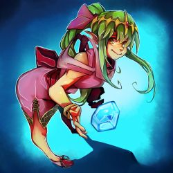 Tiki by littlefoxproductions