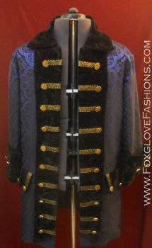 Gasparilla Coat 2013 (Front) by FoxGloveFashions
