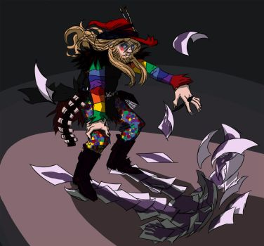 Witchsona by Spectre-x