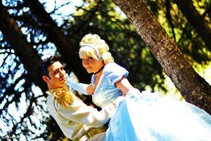 Christopher And Cinderella dance by Sho-Cosplay