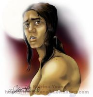 Jacob Black by RohanElf