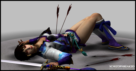 - Xianghua - by Schizophreak3D