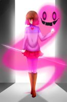 Glitchtale - Betty by HoriKn