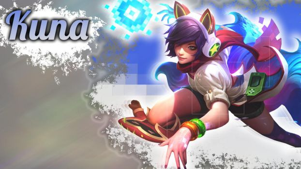 League Of Legends Arcade Ahri Wallpaper by GlobalSupport