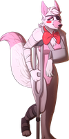 FNAFNG_Mangle 1 by NamyGaga