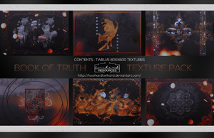Book of Truth Texture Pack by Lovehardtwihard