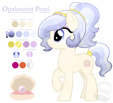 Opalescent Pearl [2015] by Tambelon