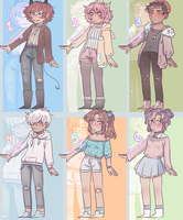 ( CLOSED ) Adopts Auction by lumangos