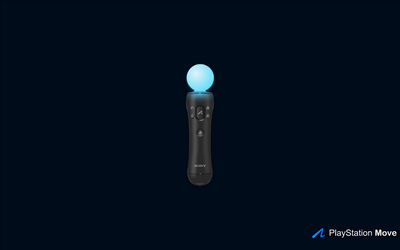 PlayStation Move Wall by SantiagoLP98