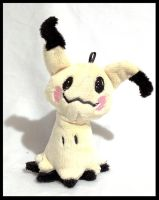 Mini Mimikyu Plushie by AppleDew