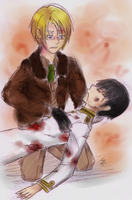 Hang In There, Japan....Aph by Tiffero