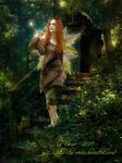 Forest Keeper by la-voisin