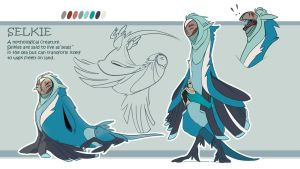 ADOPTABLE! Selkie   auction #118 (closed) by Energony