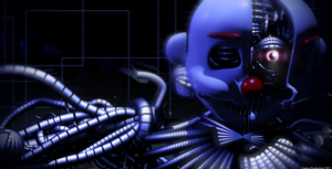 Ennard V2 by GamesProduction