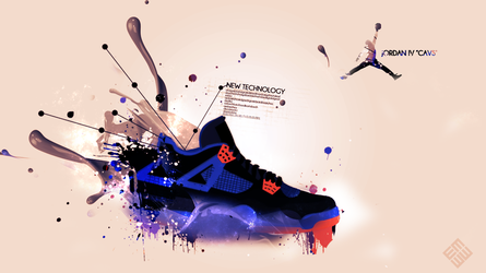 Jordan IV by zDreamr
