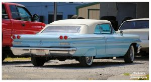1960 Pontiac Catalina Convertible by TheMan268