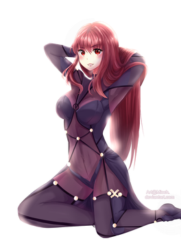 Scathach by Mioch