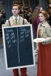 NYCC 2013  - The Lutece Twins by SpideyVille