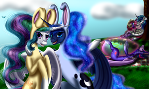 Easter Fun by Crazyaniknowit