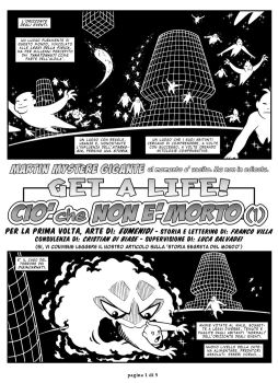 Get A Life 13 - pagina 1 by martin-mystere