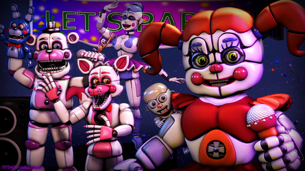 The Sister Location by TF541Productions