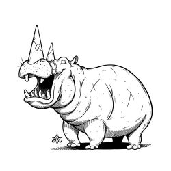 23rd of Rhinoary: Imposter by einen