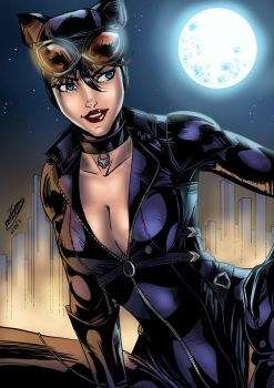 Catwoman by Jefra