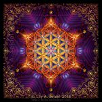 Flower of Life Fractal Mandala Prototype by Lilyas