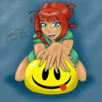 Smiley Face by Samuel81