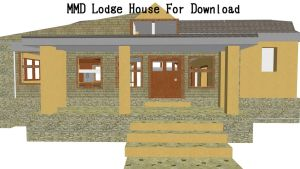 MMD - Lodge House Download by xXFrenchToastXx