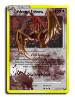 Infected Fearow TCG