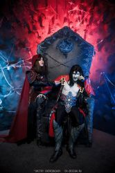Castlevania: Lords of Shadow Cosplay by ondinesviolence