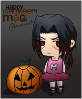Uchiha Itachi: Happy Halloween by Chareon