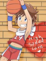 High speed love by BoxerBoxy