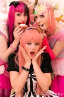 Cupcake Party I by esthermar