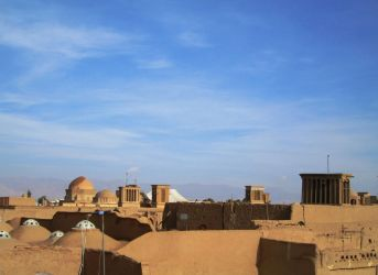 Yazd view by zohreh1991