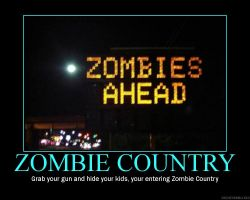 Zombie Demotivational Poster2 by shadow4742