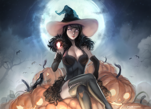 The Great pumpkin by ragecndy