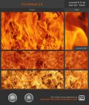 Fire Pattern 1.0 by Sed-rah-Stock
