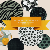 Pattern Textures #2 by cypher-s
