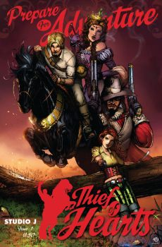 Thief of Hearts Chapter 1 by JwichmanN